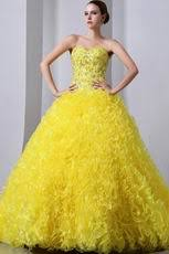 yellow prom dresses and celebrity dresses dama quinceanera dresses