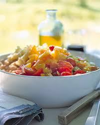classic pasta salad our favorite pasta salad recipes martha stewart