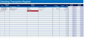 checkbook register for excel how to create a checkbook register in excel turbofuture