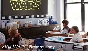 wars party wars party pottery barn kids