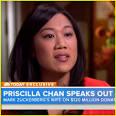 Priscilla Chan, Facebook CEO