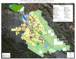 Light Rail San Jose Map by Land Use And Zoning Maps Migrant Metropolis
