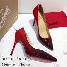 christian louboutin heels red bottoms in birmingham west