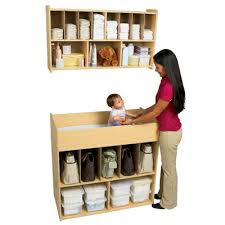 Changing Table For Daycare Daycare Storage Room Personalised Project On Thescholarlawreview Org