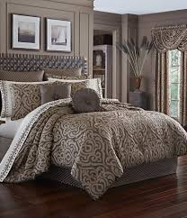 Damask Comforter Sets J Queen New York Astoria Damask Comforter Set Dillards