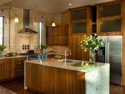 Hickory Kitchen Island Kitchen Awesome Kitchen Ideas With Hickory Kitchen Cabinets And