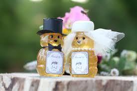 honey wedding favors honey and groom wedding favors bee lovely botanicals llc