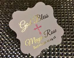 baptism favor tags baptism favor tags etsy