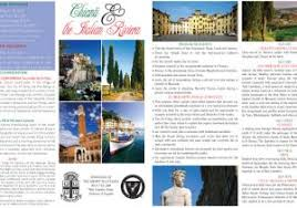 travel brochure italy italy travel poster template word publisher