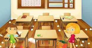 Famosos Como ensinar crianças a cuidar da sala de aula - Whitening #GZ67