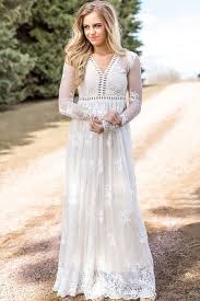 white maxi dress white v neck hollow out sleeve sheer embroidery maxi dress
