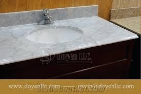 sweet bathroom vanities tops white marble stone bathroom vanity