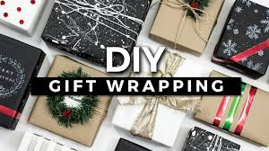 christmas gift wrap diy gift wrapping ideas 10 creative ways to wrap a present