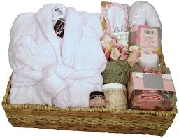 musely spa gift basket