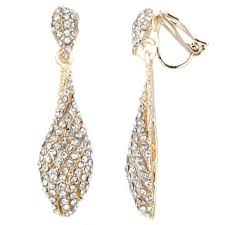 clip on earring clip on earrings shop the best deals for nov 2017 overstock
