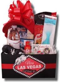 las vegas gift baskets hotel amenities convention gifts