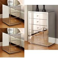 Mirrored Bedside Tables Mirror Furniture Mirrored Furniture Mirrored Tv Cabinet Online