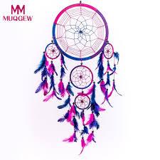 aliexpress com buy new fashion dream catcher wind chimes hanging