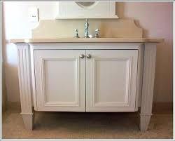 Bathroom Vanity Custom Built In Bathroom Vanities A Custom Built Bath Vanity With A Built