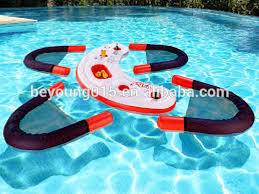 floating table for pool inflatable beer pong table raft pool party floating lounge cooler