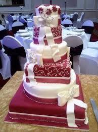 wedding cake glasgow contemporary wedding cakes