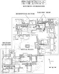 Teotihuacan Mexico Map by Corporate Life In Apartment And Barrio Compounds At Teotihuacan