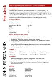 it resume template it cv template cv library technology description java cv it