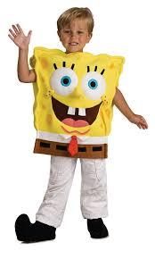 Spiderman Toddler Halloween Costume Amazon Child U0027s Spongebob Squarepants Costume Toddler Toys