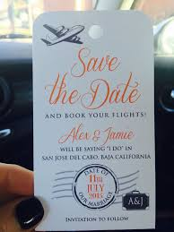 save the date ideas diy printable travel luggage tag save the date by hydraulicgraphix i