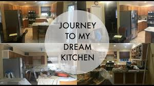 design my dream kitchen journey to my dream kitchen ep 4 that backsplash is not gonna