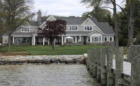 Waterfront Home Designs Westrick Couple Designs Dream Home On Annapolis Waterfront