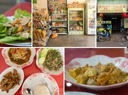 cuisine reunion food finds for anyone who is vegan in vientiane laos