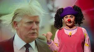 loonette the clown halloween costume loonette on creepy clowns cbc player