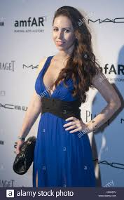 Katerina Azarov Amfar Inaugural Benefit At The Soho Beach House