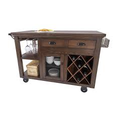 kitchen storage island cart kitchen rustic kitchen island on wheels design cool islands cart