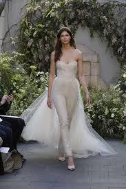 wedding dress jumpsuit bridal jumpsuits pantsuits that you will swoon munaluchi
