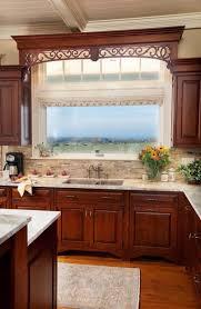 Kitchen Design Cherry Cabinets by 37 Best Kitchen Images On Pinterest Home Kitchen And Backsplash