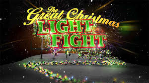 when does the great christmas light fight start the great christmas light fight season five debuts in december