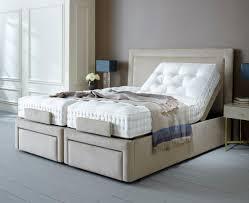 vispring adjustable divan bed vispring sapphire adjustable bed