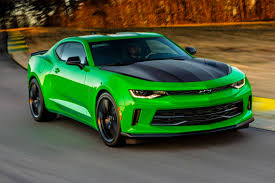 camaro price chevrolet prices 2017 camaro zl1 1le track packages cars com