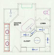 bathroom plan ideas best master bath layout ideas on bathroom plans with two