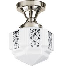 Semi Flush Mount Hollywood Small Semi Flush Mount Rejuvenation