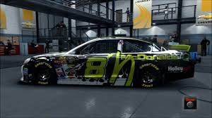 paint schemes nascar 14 mcdonalds paint scheme youtube