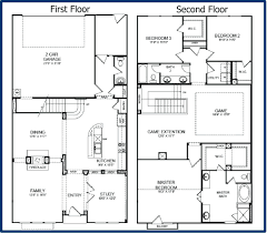 two floor house plans u2013 laferida com
