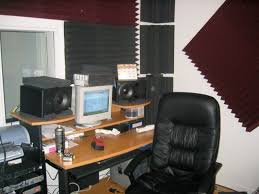 Recording Studio Desks Of Late Bedroom Recording Studio Image Courtesy Of