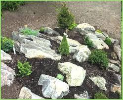 Diy Rock Garden Building Rockery Garden Awesome Building A Rock Garden How To Make