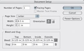 customizing predesigned indesign templates u003e getting your feet wet