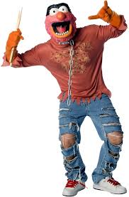 mens costumes muppets animal mens costume animal costumes and costumes