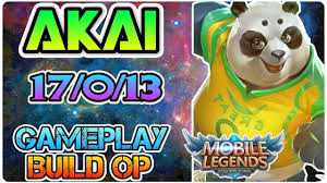 Build A Kia by Akai Build Op Perfect Gameplay Mobile Legends Episodio