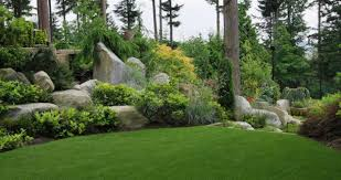 rock garden design appliance in home